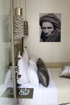 Room Iguenouane @ Dar 73, Marrakech, Morocco