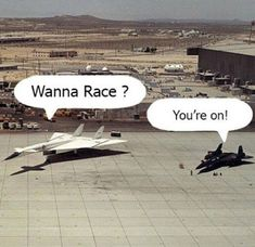Who will win? XB-70 vs. SR-71