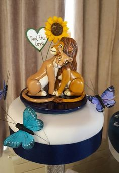 1000 Ideas About Lion King Wedding On Pinterest