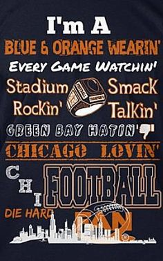 Chicago Bears lover t-shirt Nfl Football Teams, Bears Football, Nfl Chicago Bears, Baseball, Cubs Team, Shirts With Sayings, Sports, Mens Tops, T Shirt