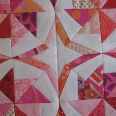 Create more interest in your quilts by incorporating secondary designs into the pattern.
