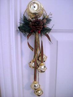 Jiingle Bell Door Hanger