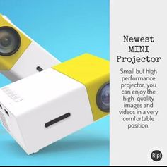 https://urbanlifeshop.com/collections/led-projectors/products/newest-yg300-lcd-projector-600lm-home-media-player-mini-projector-for-video-games-tv-home-theatre-movie-support-hdmi-av-sd.  Best small # led# projector#