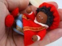 Sinterklaas vilt | vilt kopen bij Atelier de Klaproos