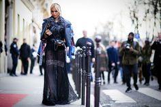 Doda na tygodniu mody Haute Couture w Paryżu, Paris Fashion Week,fot. IMAXtree