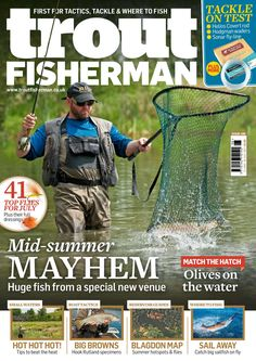 Issue 498 on sale June 2017 Catherine Cookson, Sea Angling, Fishing Magazines, High Noon, Types Of Fish, Two Brothers, Magazine Articles, The Good Old Days, Trout