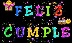 Cumpleaños - FANTASIA ANIMADA - Gabitos