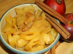 """""""Cinnamon, brown sugar and apples in a foil packet, cooked either on the grill or in the oven. Delicious! This is a quick and easy side dish or dessert that's great any time of the year."""""""