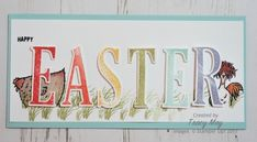 Hey Chick & Large Letters by Stamping' Up! Tracy May Dream Theme Blog Hop