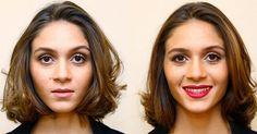 Tutorial: duas propostas de maquiagem para disfarçar o olho caído e levantar o olhar