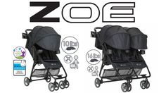 Win a Free ZOE Stroller of Choice or a $100 Amazon Gift Card!... sweepstakes IFTTT reddit giveaways freebies contests