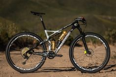 SAUSER AND KULHAVY CUSTOM S-WORKS EPIC WC | ABSA CAPE EPIC 2017
