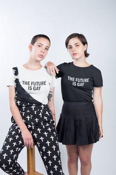 83e14133c071b LGBT Shirt The Future is Gay T-shirt