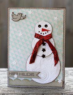 Happy Holidays Card - Scrapbook.com