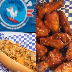 Happy hump day everyone  what a beautiful day to come grab some wings or our Kickin chicken sandwich yum yum  we are open today till 3pm #winginit #wings #bestwings #staugustinebuzz #staugfoodies #stoked #904 #local by wingin_it_foodtruck
