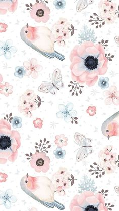 Wallpaper Nature Phone Art Prints Ideas For 2019 Cream Wallpaper, Flower Wallpaper, Pattern Wallpaper, Iphone Wallpaper, Painting Wallpaper, Wallpapers Tumblr, Tumblr Wallpaper, Cute Wallpapers, Wallpaper For Your Phone