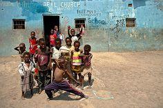Speaking wall - Lusaka, Zambia