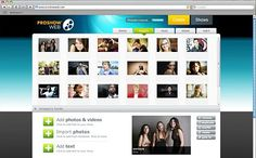 ProShow Web - instant online video shows