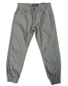 Find COATED DENIM JOGGERS (8-20) Boys Bottoms from Parish & more at DrJays. on Drjays.com