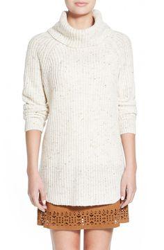 Sun & Shadow Turtleneck Sweater