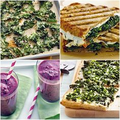 9 Killer Kale Recipes, A few recipes have a carb, sugar or dairy ingredient I'm trying to avoid, but they all sound good.