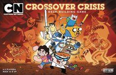 Cartoon Network Crossover Crisis Deck Buiding Game