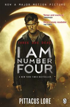 I Am Number Four by Pittacus Lore (F LOR)