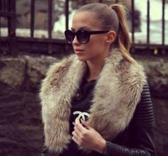 fashion #fashionable #fashionista #stylish #style #street style #beauty #face #glasses #hair #hairstyle #chanel #jacket #girls #girly #woman