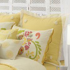 Dena Home Cloud Leaf Quilt Collection | Dena Home | Pinterest ... : dena home sunbeam quilt - Adamdwight.com