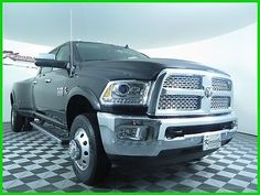 nice 2016 Ram 3500 Laramie Dually 4x4 Crew cab Cumminc Diesel Truck - For Sale View more at http://shipperscentral.com/wp/product/2016-ram-3500-laramie-dually-4x4-crew-cab-cumminc-diesel-truck-for-sale/