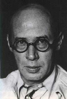 Henry Miller (1891-1980) - American writer. Photo by Brassaï, 1932 ~Via Veronika Wellings:
