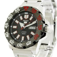 SEIKO 5 AUTOMATIC MONSTER SPORTS SRP487K1