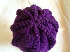 Purple Beanie by joandben on Etsy, $22.00