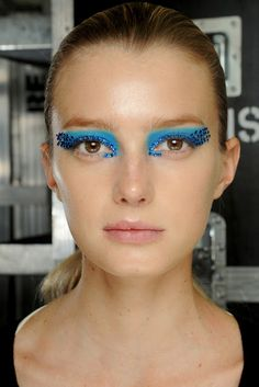 DIOR ready to wear spring summer 2013 backstage - Armocromia Make Up