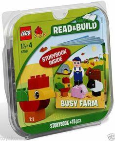 LEGO Duplo Pre-school 6759 Busy Farm NEW Factory Sealed