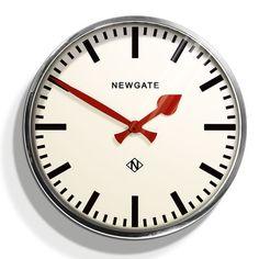 My design inspiration: Putney Clock Chrome on Fab.