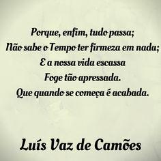 Luís de Camões | Citação