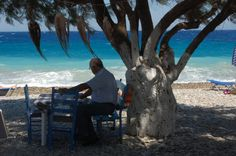 Samos Kokkari You don't have to sit alone, I'm coming
