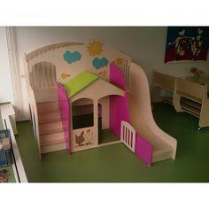 Maatwerkmeubilair en houten speelgoed voor kinderopvang, creches en kinderdagverblijven