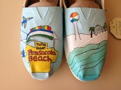 Cool shoes from Pensacola, Fla