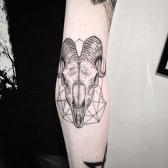tattoo-journal | 30 Cool Capricorn Tattoo Designs And Ideas – Main Meaning is… | http://tattoo-journal.com