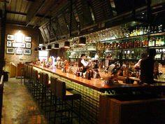 Parc 19 Bar #bistro #restaurant #bar #interiordesign #interiordesign #industrial #design