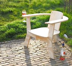 The Rose Chair by Meubelz on Etsy.. or just saw it out on your own chairs