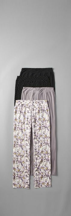 8dd0d00c55b04 ambrielle knit sleep pants jcp.com (112-9422) Pj Pants