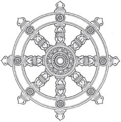Dharma's wheel