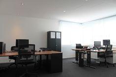 kantoor met 2 verdiepingen