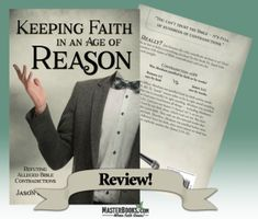 A #Homeschool #Mom // Our #review of this fantastic resource, Keeping Faith in an Age of Reason by Jason Lisle.