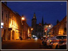 Kassa- Košice / Szent Erzsébet Dom - St Elisabet Cathedral Cathedral, Saints, Street View, Santos, Cathedrals, Ely Cathedral