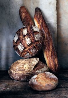 beautiful breads photo