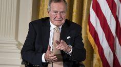 George HW Bush will vote for Hillary Clinton, sources say - CNNPolitics.com